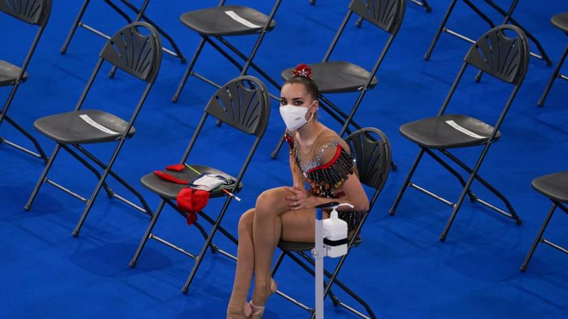 Тарасова ответила украинской судье, объяснившей победу Ашрам на Олимпиаде