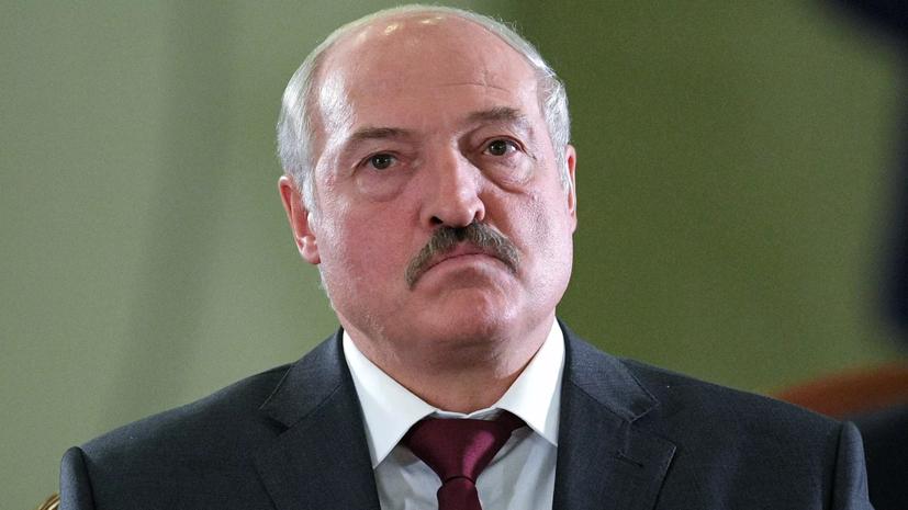 Лукашенко в ответ на санкции назвал власти Британии прихвостнями США — РТ  на русском
