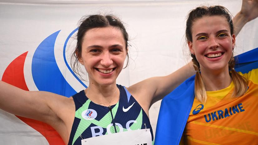 В оппозиционной украинской партии осудили травлю легкоатлетки Магучих