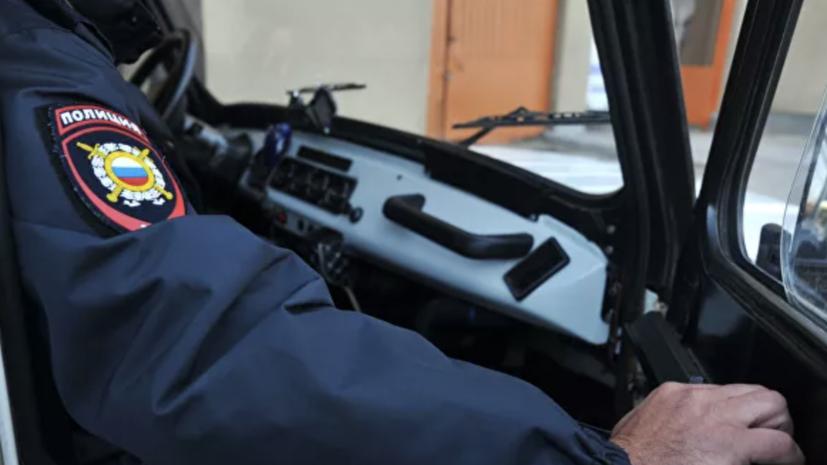 Мужчина с ножом проник в детский сад в Ленинградской области
