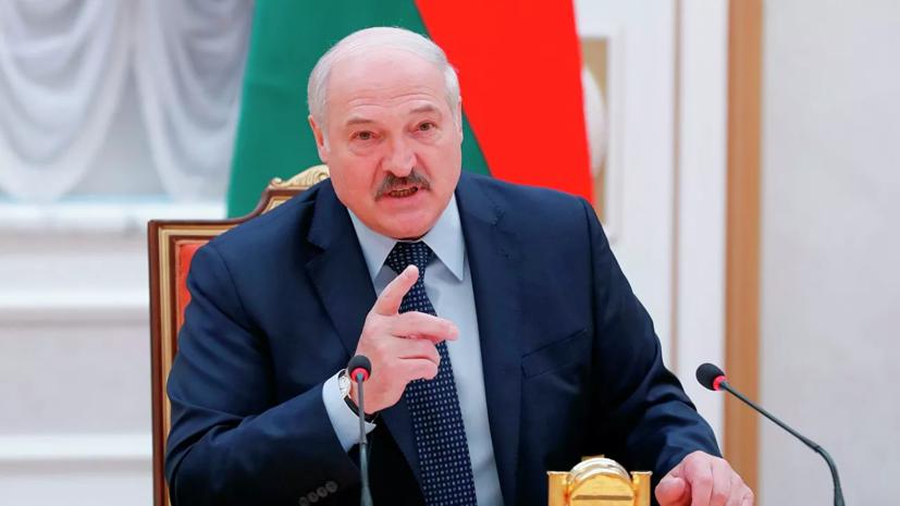Лукашенко попросил Россию помочь с кредитованием через ЕАБР