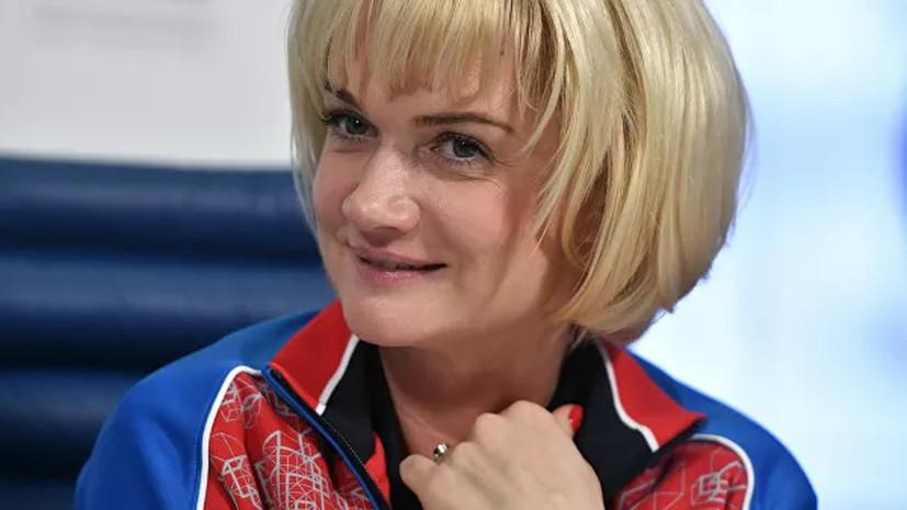 Хоркина поделилась ожиданиями от выступления российских паралимпийцев в Токио