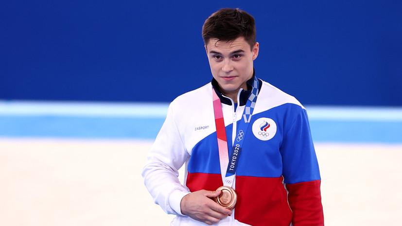 Врач сборной России рассказал, что Нагорный выступал на ОИ с камнями в почках