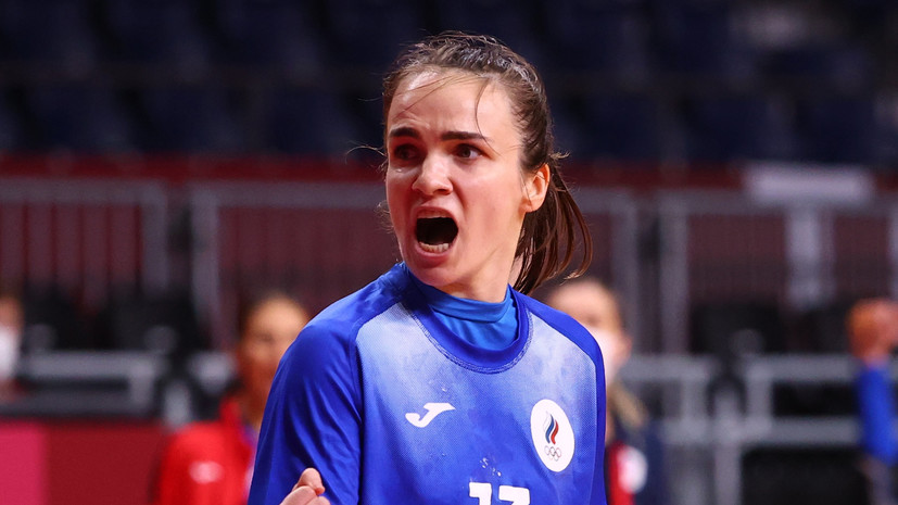 Вяхирева: непросто было переживать поражение в финале ОИ