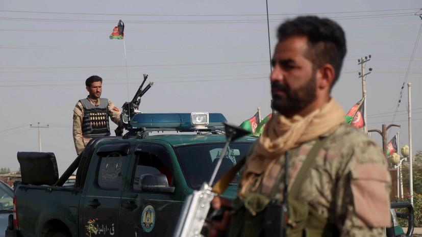 В Пентагоне сообщили об ухудшении ситуации в Афганистане