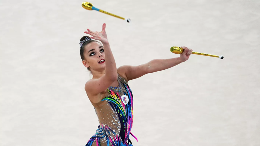 Зарипова объяснила, почему Аверина проиграла Ашрам на Олимпиаде