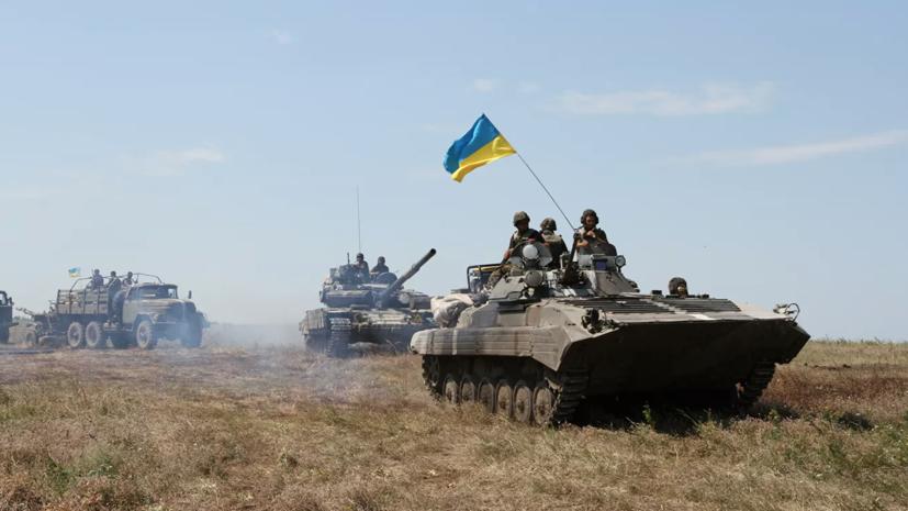В ДНР обвинили ВСУ в миномётном обстреле республики