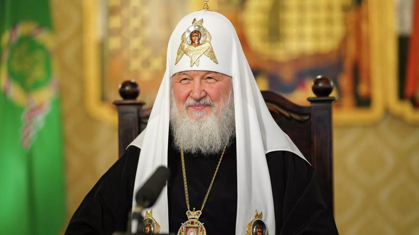 Патриарх Кирилл оценил выступление российских спортсменов на ОИ в Токио