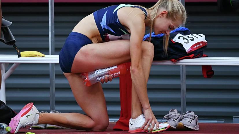 Жолинский: травматизм в сборной России на ОИ в Токио имеет наименьшие показатели