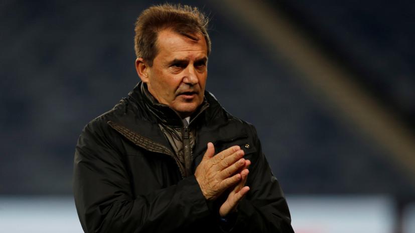 Экс-тренер «Спартака» Рианчо считает, что красно-белые могут пройти «Бенфику»