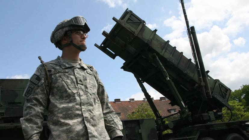 Политологи прокомментировали идею вице-премьера Украины о средствах ПВО США