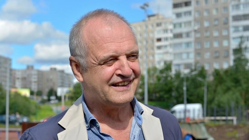 Глава Мурманска Андрей Сысоев заявил об уходе в отставку