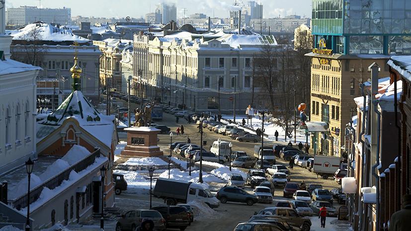 Товарооборот Нижегородской области вырос на 22% за первое полугодие