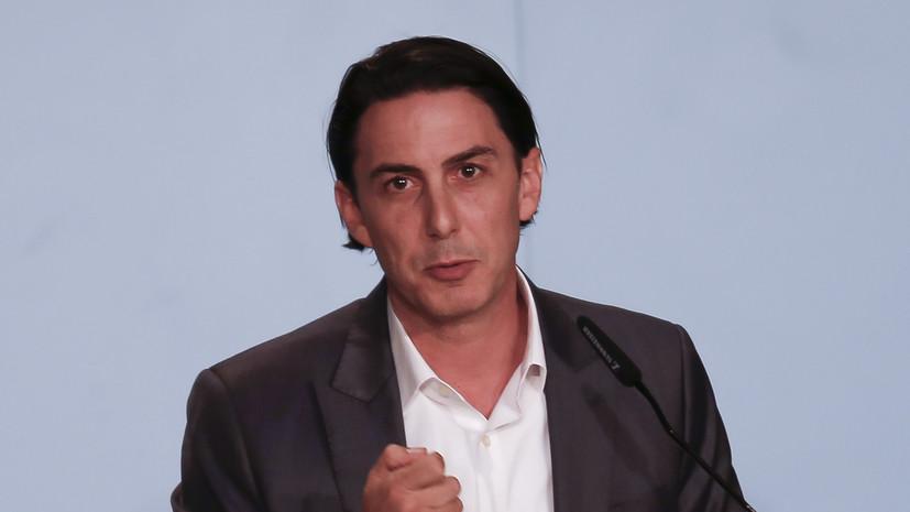 Новый советник Госдепа Хохштейн займётся «снижением рисков» из-за «Северного потока — 2»