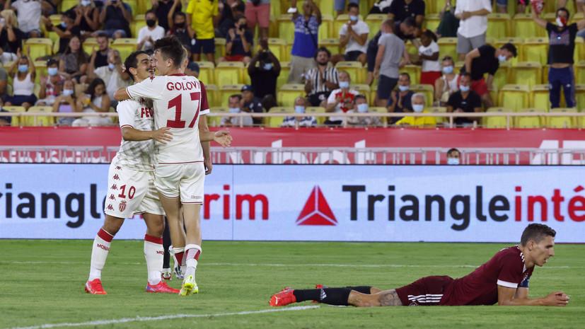 Головин забил дебютный мяч в сезоне