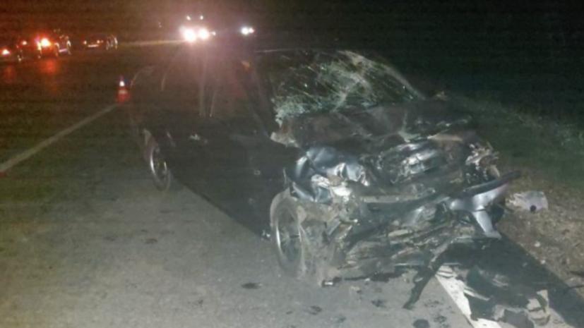 Семь человек пострадали в результате ДТП в Чувашии