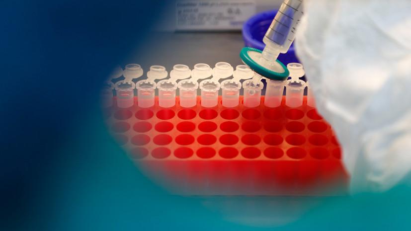 За сутки в России выявили 21 571 случай коронавируса