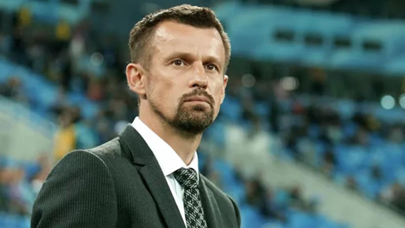 Семак назвал «Локомотив» одним из главных конкурентов «Зенита»