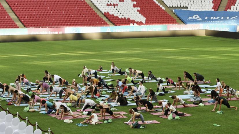 Слуцкий заявил, что на «Ак Барс Арене» будут проходить только футбольные матчи