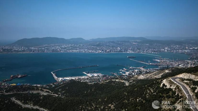 В Новороссийске не выявили загрязнений на пляжах после разлива нефти