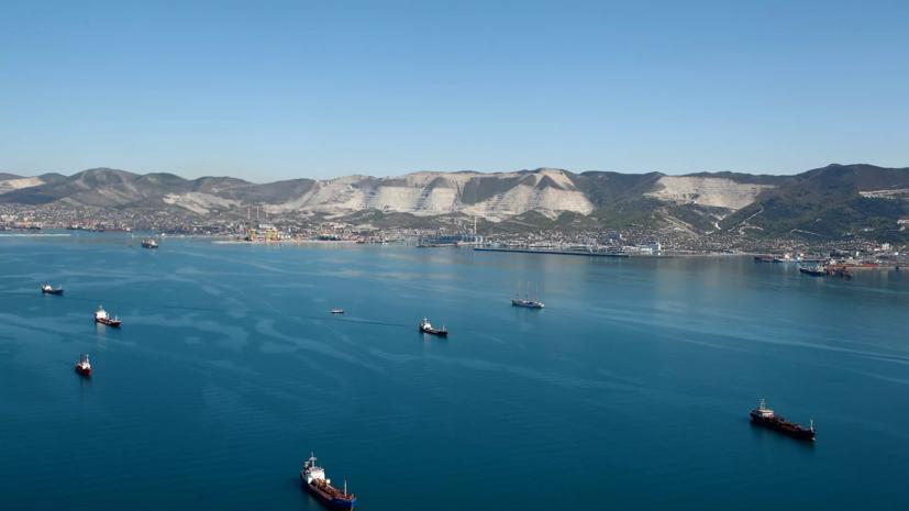 Генпрокуратура взяла на контроль дело о разливе нефти у Новороссийска