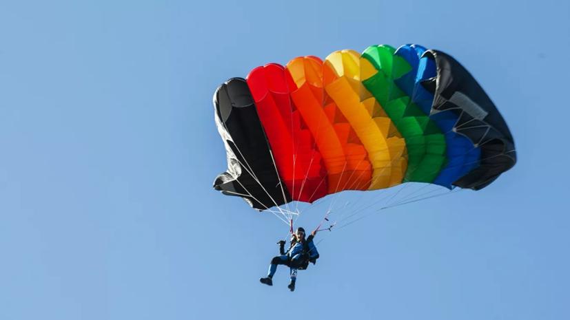 В Кемеровской области открылся чемпионат мира по парашютному спорту