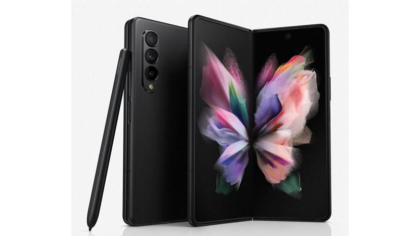 Samsung показал новые раскладные смартфоны