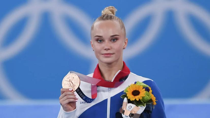 Мельникова рассказала о главном разочаровании на ОИ в Токио