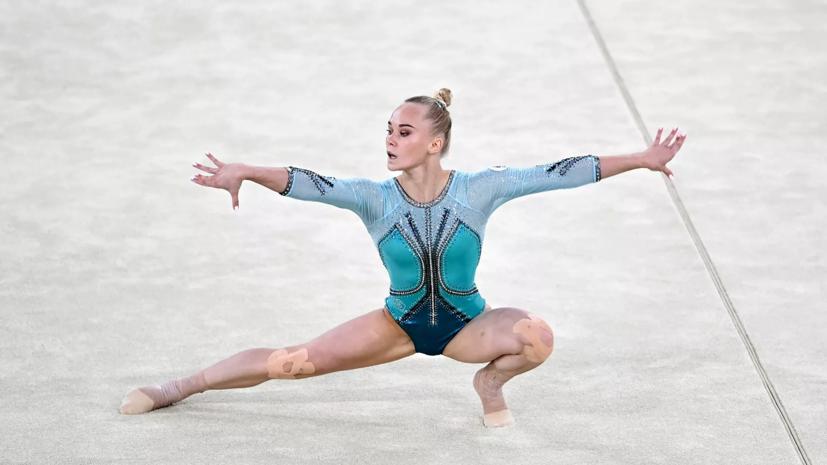 Мельникова: после золота Олимпиады ничего не поменялось