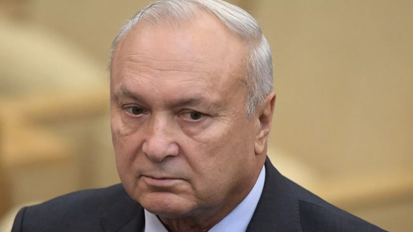 Умер бывший мэр Красноярска и депутат Госдумы Пётр Пимашков