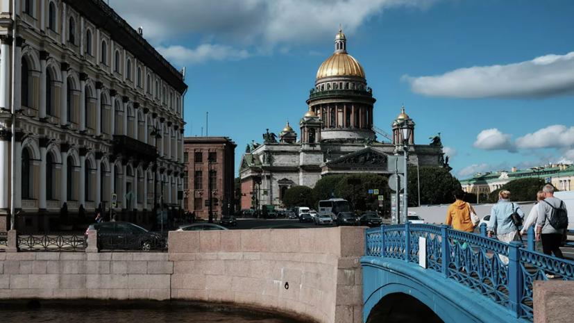 В Петербурге рассказали о влиянии пандемии на работу проекта «Открытый город»