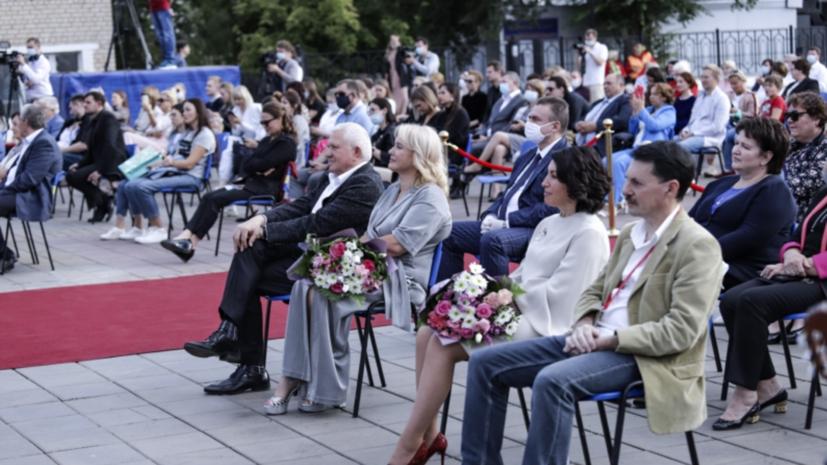 Фестиваль «Восток & Запад» в Оренбургской области откроет фильм «История Акиты и Пальмы»