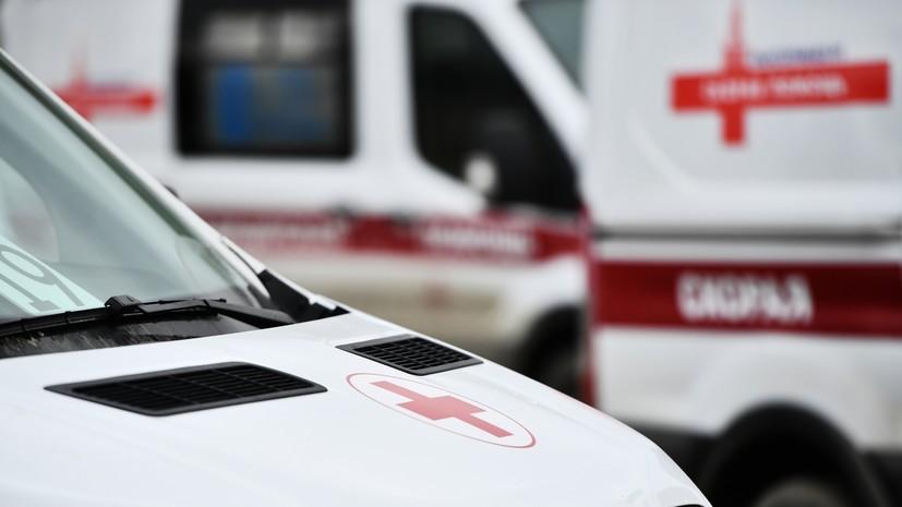 Власти рассказали о состоянии пострадавших при взрыве автобуса в Воронеже