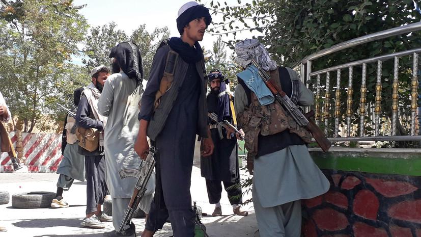 Наступление на центры провинций: талибы заявили о захвате нескольких городов в Афганистане за сутки