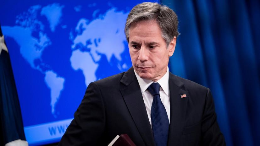 В Госдепе заявили о продолжении поддержки безопасности Афганистана