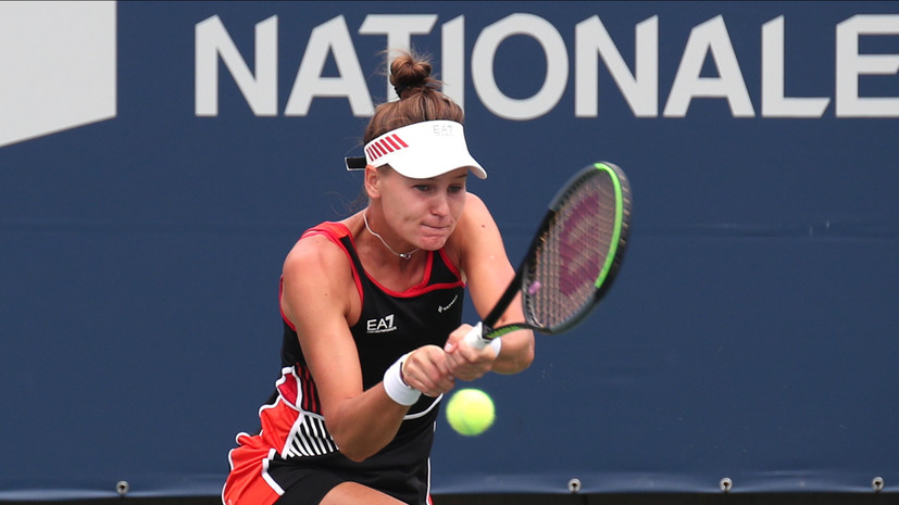 Кудерметова и Рыбакина прошли в четвертьфинал турнира в Монреале в парном разряде