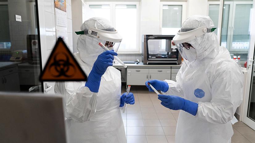 В России за сутки умерли 815 пациентов с коронавирусом