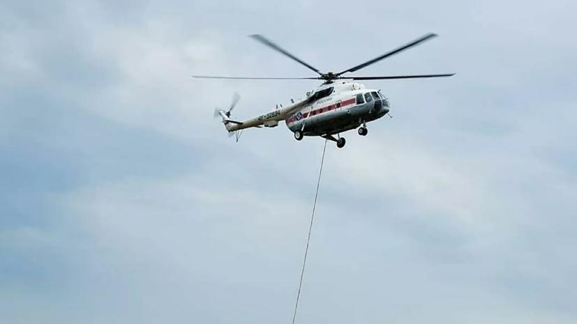 В ЕДДС рассказали о ситуации с пожаром в мордовском заповеднике