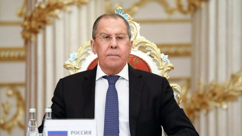 Лавров прокомментировал идею созыва СБ ООН по Афганистану