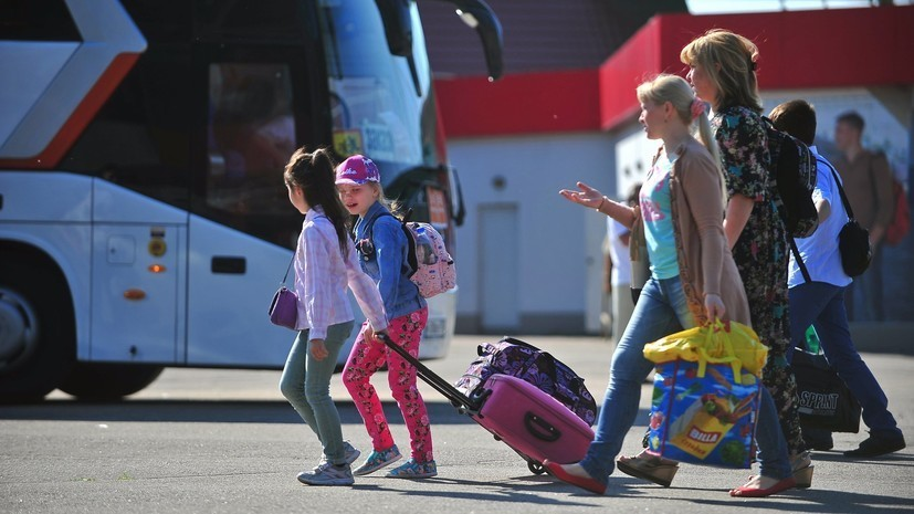 В союзе индустрии гостеприимства прокомментировали ситуацию с детским туризмом