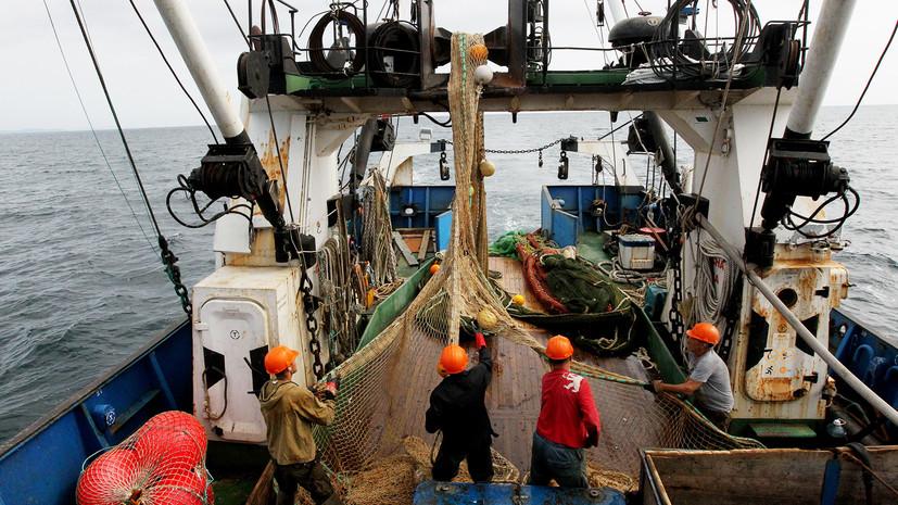 «Условия были очень тяжёлыми»: на Дальнем Востоке расследуют дело о лишении свободы моряков на рыболовецких судах
