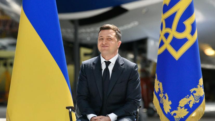 Зеленский поручил провести заседание СНБО Украины 20 августа