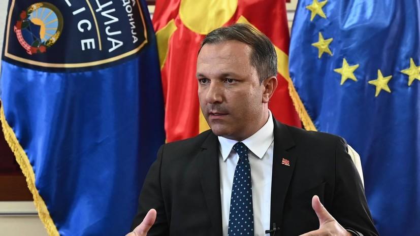 Полиция Северной Македонии задержала 17 подозреваемых в поджогах лесов