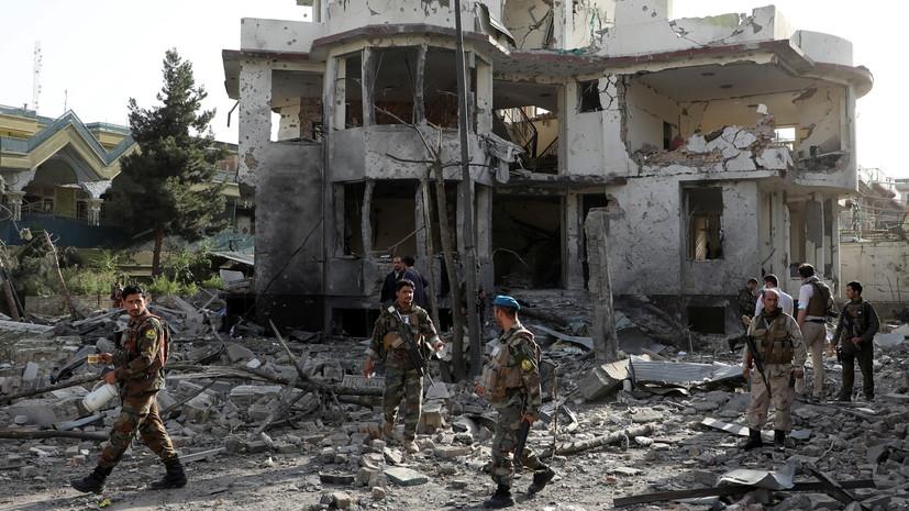 Лидер республиканцев в сенате США призвал защищать Кабул авиаударами