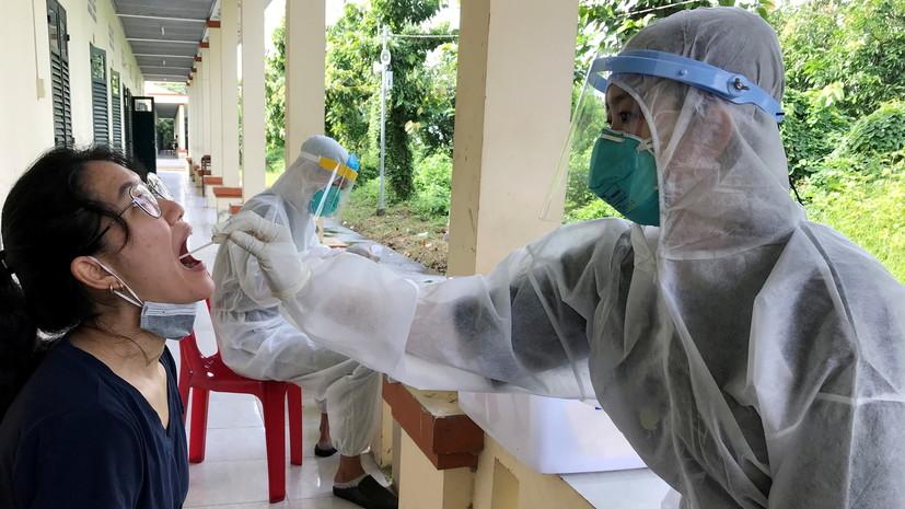 В США обвинили российские СМИ в дезинформации по коронавирусу
