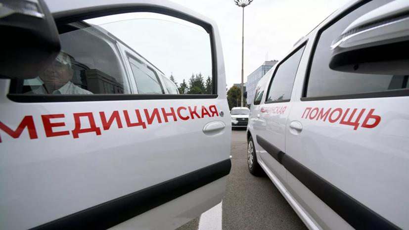 Автобус врезался в грузовик во Владимирской области