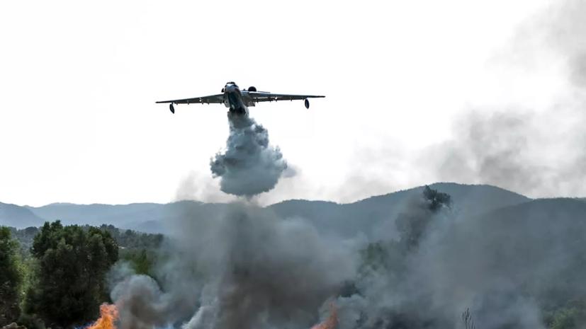 При крушении российского самолёта в Турции погибли восемь человек