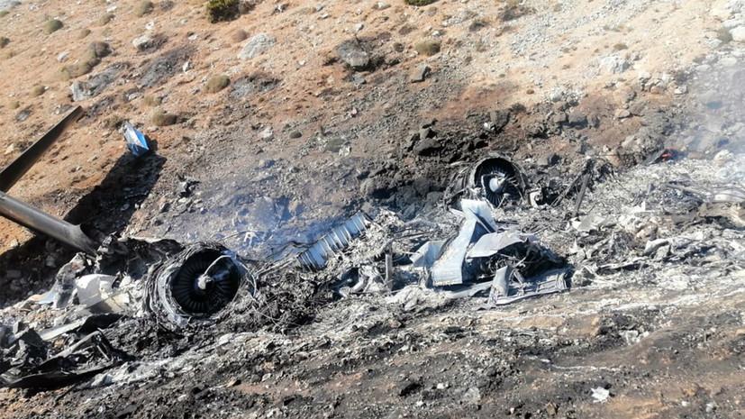 Погибли восемь человек: что известно о крушении российского самолёта Бе-200 в Турции