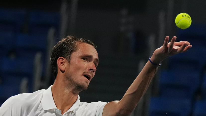 Record: Медведев сыграет за команду Европы на теннисном Кубке Лейвера