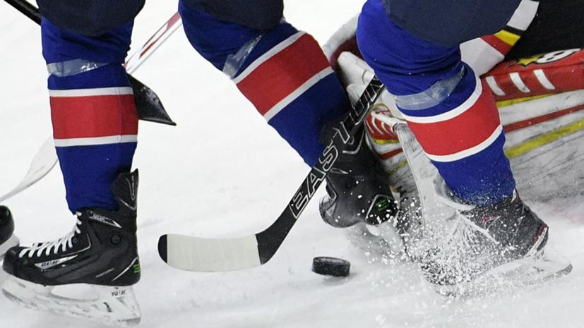 Хоккеист Тимкин: до сих пор остался осадок от поражения от Канады на ЧМ-2021